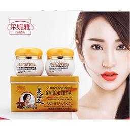 کاربرد گانودرما در لوازم آرایشی