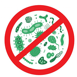 خاصیت ضد باکتریایی گانودرما