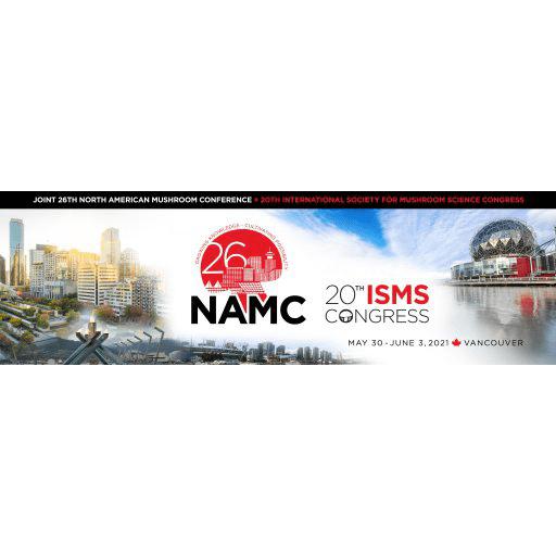 بیستمین کنگره قارچ های خوارکی و دارویی ISMS به همراه بیست ششمین کنفرانس NAMC در ونکور کانادا